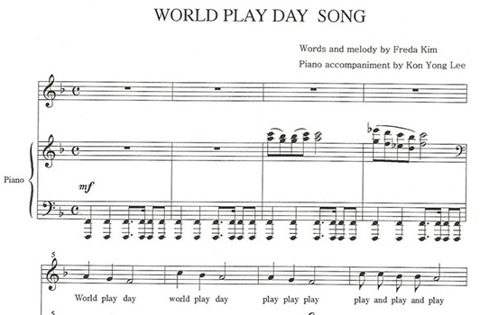 world play day song