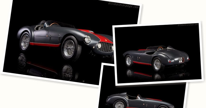 All Cars New Zealand 1953 Ferrari 166 Mm 53 Oblin Barchetta