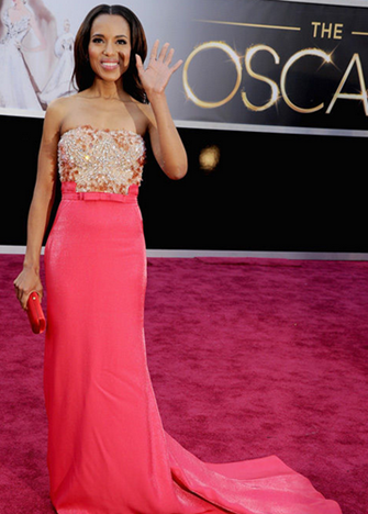 Kerry Washington Oscars 2013