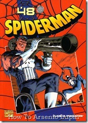 P00049 - Coleccionable Spiderman #48 (de 50)