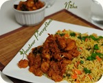 Fried Rice - Goan Shrimp Balchao 2