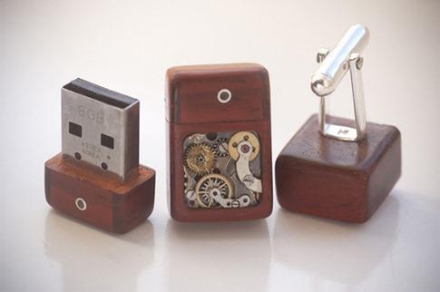 17. 8GB USB Gemelos - Paduak
