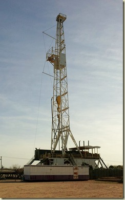 Modern Rig Petroleum Museum Midland, TX