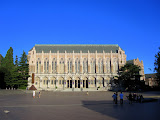 The University of Washington main campus