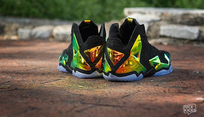nike lebron 11 nsw sportswear ext kings crown 5 04 Nike LeBron 11 EXT Kings Crown aka Crown Jewel Release Info