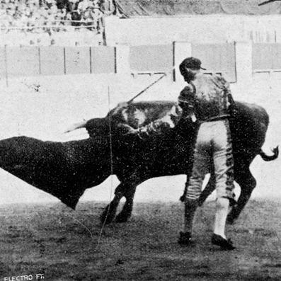 1915-02-28 Malaga Joselito natural (Con Juan Belmonte) RCB