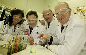 Research Chemists