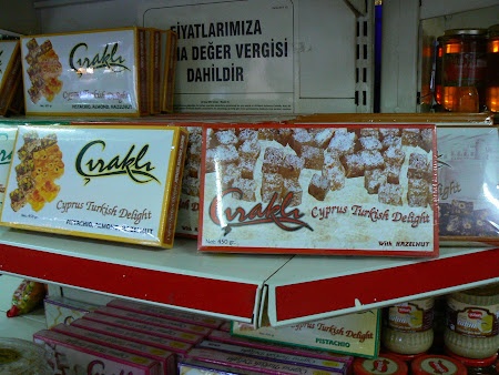 Things to eat in Nicosia: Turkish delight