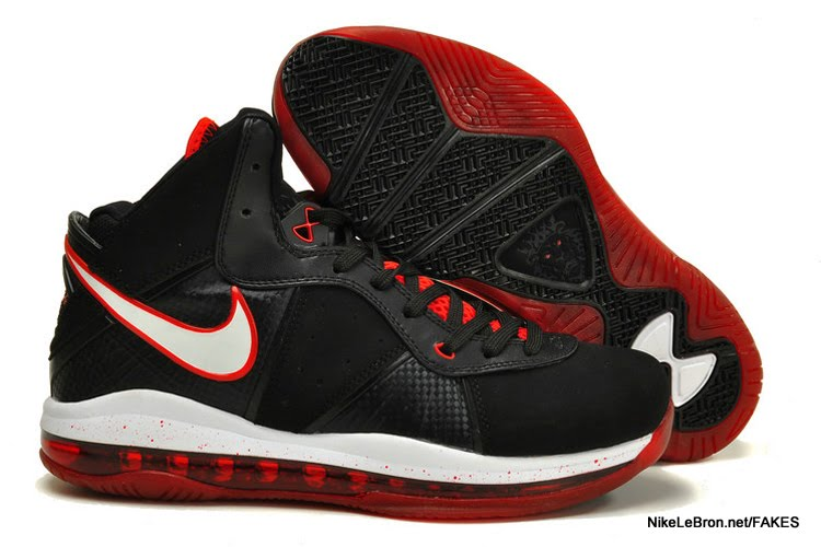 how to tell if lebron 9 are fake