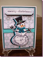 S&T snowman
