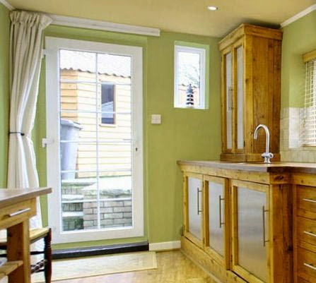 5 Kitchen Wall Colors