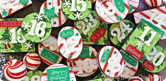 advent calendar boxes