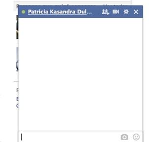 Buscar un amigo en Facebook - 2do Método