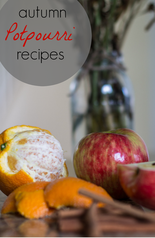 Autumn Potpourri Recipes