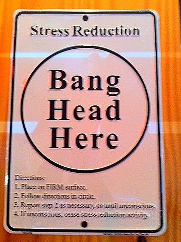 Head Bang!