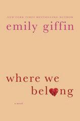 where we belong book