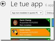 Come reinstallare le applicazioni Windows 8 disinstallate in precedenza
