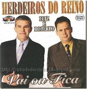 capa do cd herdeiros do reino