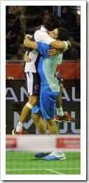 Sanyo Gutiérrez y Maxi Sánchez conquistaron su segundo torneo consecutiv en Buenos Aires