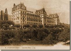 Hôtel splendide à Evian
