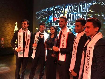 Mister Model International 2014 winners