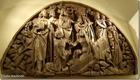 Resurrección de Lázaro - Museo de Huesca