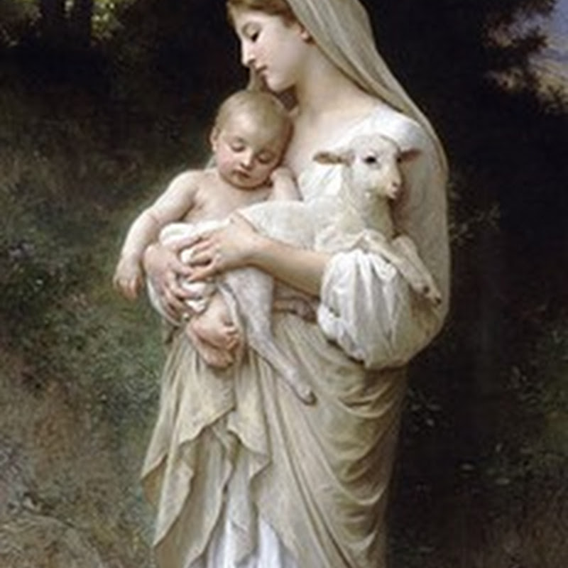 5 Famous Paintings with Mother and Child - Happy Mother's Day to all Moms!