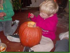 Toby Pumpkin 2011
