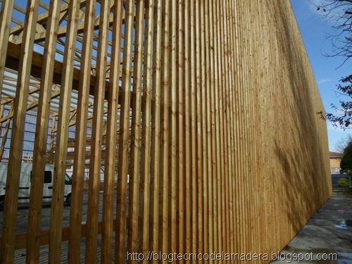 fachada alerce-madera