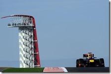 Vettel ha conquistato la pole del gran premio degli Stati Uniti 2012