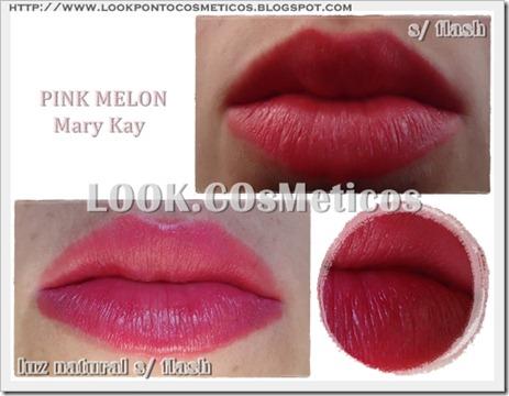 pink melon mk