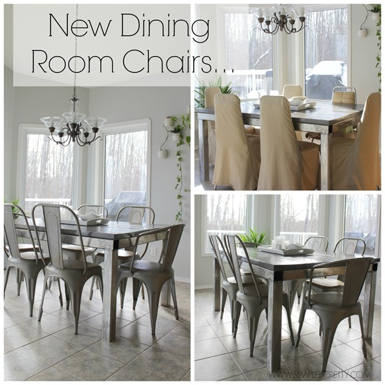 New Dining Room Chairs - www.simpleispretty.com