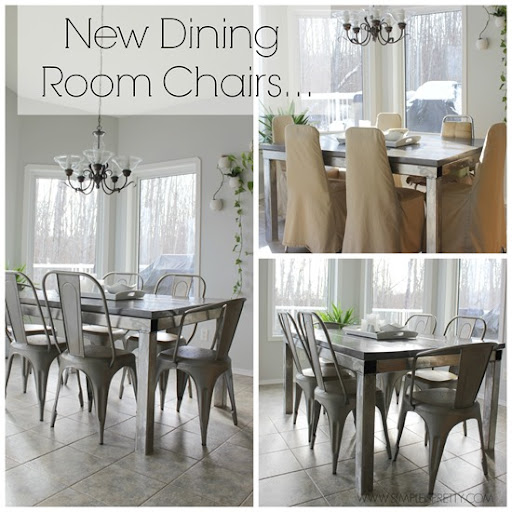 New Dining Room Chairs   Www.simpleispretty.com