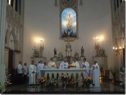 Missa Solene das Aparições