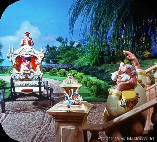 View-Master Walt Disneys Cinderella (B318), Scene 21