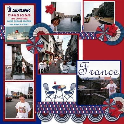 Romajo - Bonjour Bastille - France
