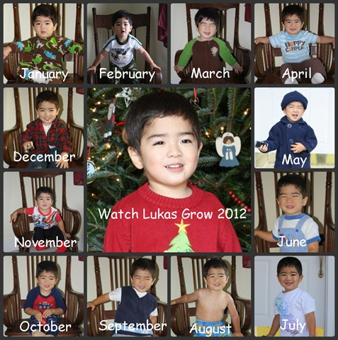 Watch Lukas Grow 2012