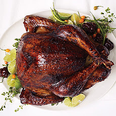 Chile-Rubbed Turkey