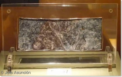 Museo Arqueológico de Alcoi - Plomo de la Serreta