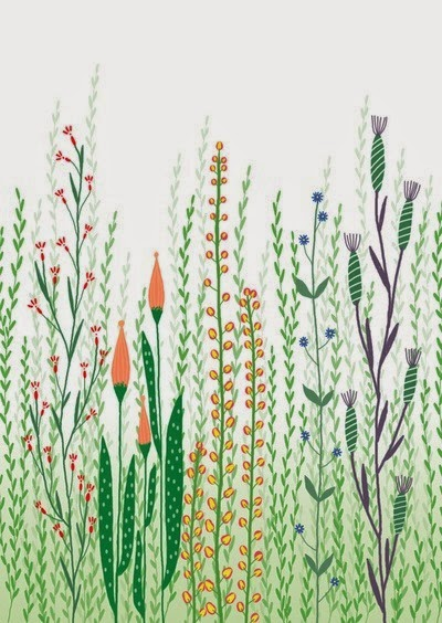 Meadow Print by Babiole Designs