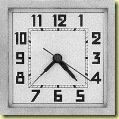 1956 horloge