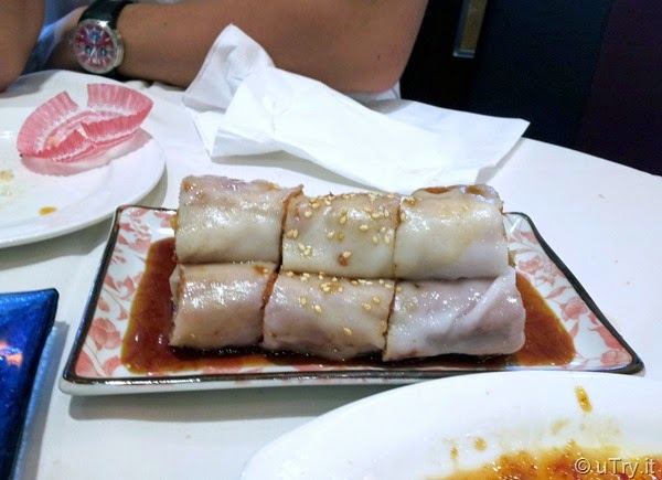 Lunasia Chinese Cuisine (凱旋宮) Dim Sum Restaurant Review