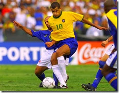 Rivaldo the top brazilian playmaker of 2002
