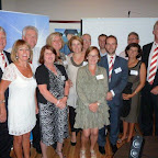 Rob &amp; Leonie Hall, Peter &amp; Pam Crouch, Bronwyn Brooks, Venessa &amp; Andrew Clarkson, Mary-Ann Standish, John Jovicevic and Peter Brooks (back row), Simon Miller, Helen &amp; Graham Burfield