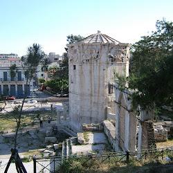 42 - Torre de los vientos de Atenas