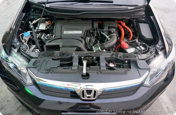 Honda Civic Hybric 47