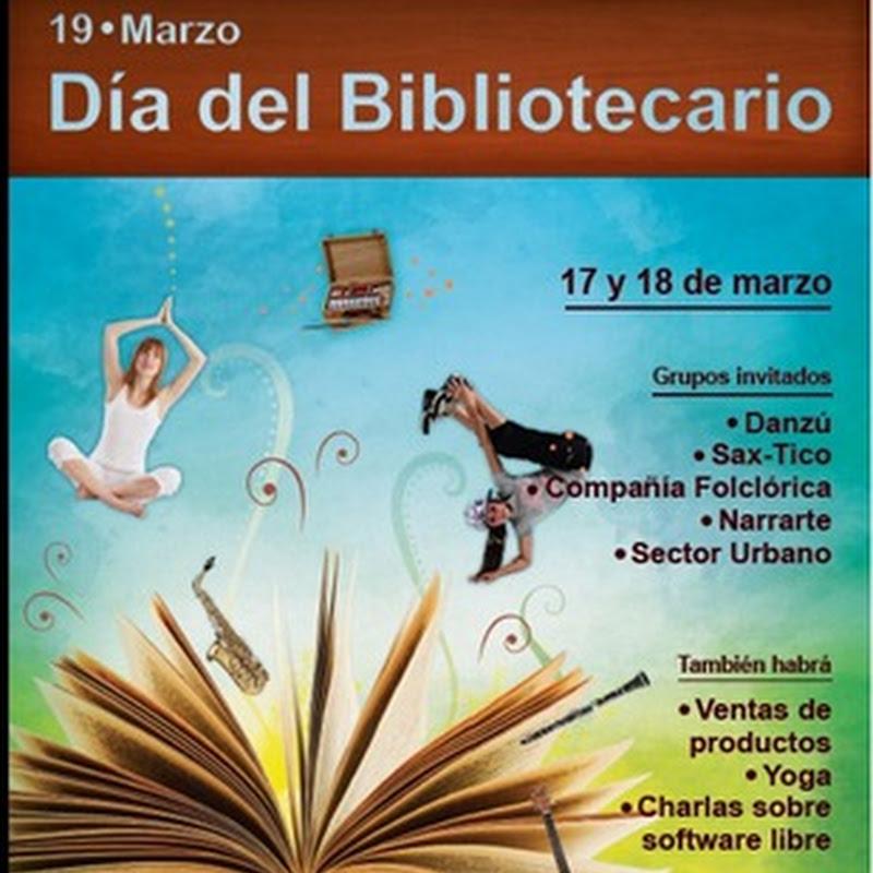Día del Bibliotecario en Costa Rica