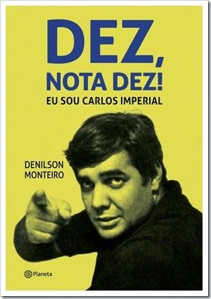 Dez nota dez - Carlos Imperial_capa frente