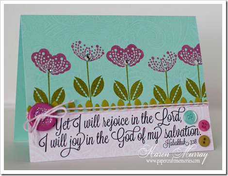 Habakkuk 3:18 WORDart card
