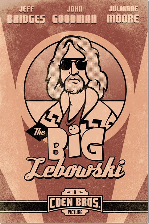 The Big Lebowski (Poster)